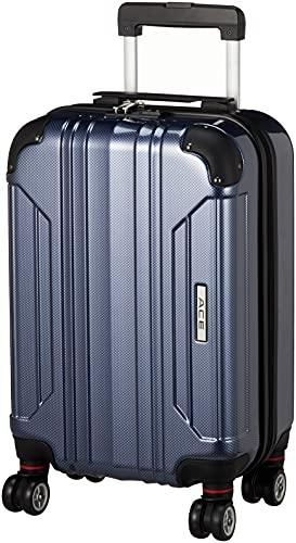 [エース] スーツケース プリズム 31L 47cm 54 cm ネイビーカーボン