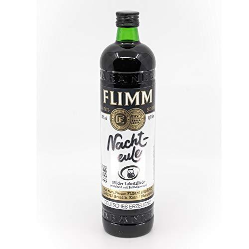 Nachteule - Lakritzlikör & Vodka mit Süßholzwurzel 0,7 Liter 20% vol.