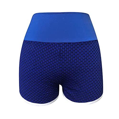 TYTUOO Jeggings - Leggings de entrenamiento para mujer, fitness, deportes, correr, yoga, pantalones atléticos, recortados con cintura trasera, vendaje casual sexy