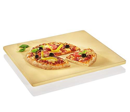 Küchenprofi 10 8615 00 40 Profi Pizzastein, Cordierit