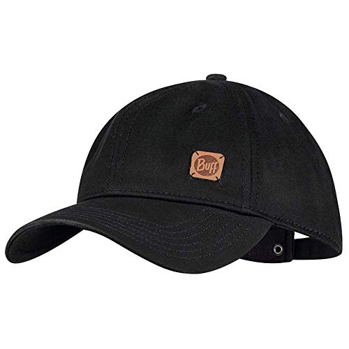 Buff Baseball Solid Cap, solid Black, ONE Size