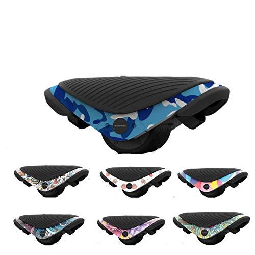 【 C 】オシャレで個性的に☆セグウェイドリフトW1ステッカーが最適!! 【15時まで即日発送】セグウェイ ドリフト W1専用ステッカー E-Skate segway drift w1 装飾シール 保護シール FOR (電動 ローラースケート型 新型のセグ