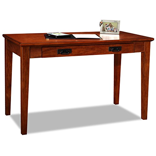 Leick Laptop/Writing Desk, Chocolate Cherry Finish