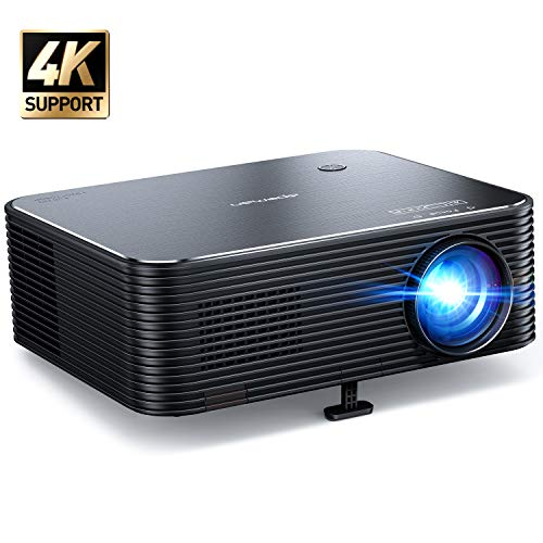 Projector, APEMAN Native 1080P HD Video Projector, 300