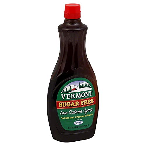 MAPLE GROVE SYRUP SF VERMONT PNCAKE 24 OZ Pack of 6