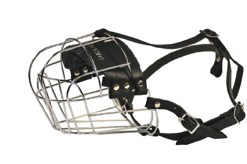 Dean and Tyler Wire Basket Muzzle, Size No. 11 - Newfoundland