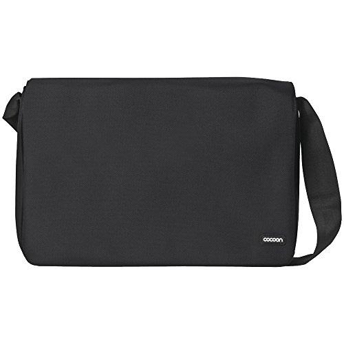 Cocoon CMB401BY-NA Soho Messenger Tasche 40,6 cm (16 Zoll) schwarz
