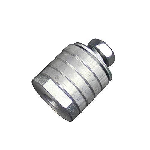 Amoladora angular al adaptador de la máquina de ranurado, ángulo amoladora adaptador Metal ranurado máquina 100 125 tipo cambio rápido para M10 M14