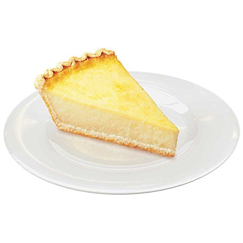 Sara Lee Chef Pierre Unbaked Egg Custard Open Face Pie, 10 inch -- 6 per case.