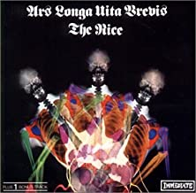 Ars Longa Vita Brevis 1 Bonus Track