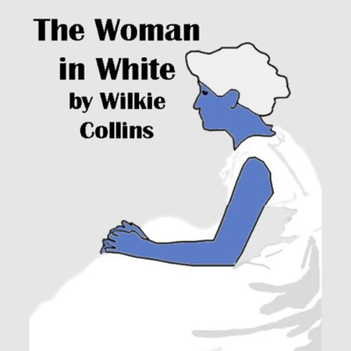 The Woman in White audiobook cover art