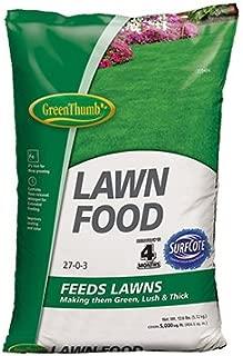 Knox Fertilizer Company GT56606 Green Thumb Lawn Food Fertilizer