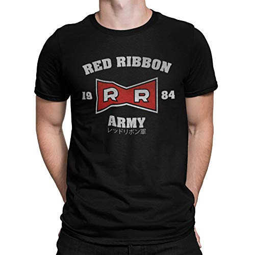 2236-Camiseta Premium, Red Ribbon Army (Melonseta) XL