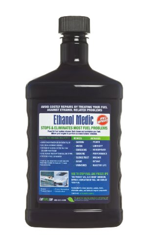 Fuel Medics 37366 Ethanol Medic Fuel Treatment and Stabilizer for Gasoline Engines, 32-Ounce