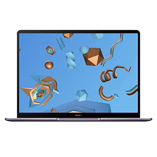 Huawei Matebook Notebook FullView 13 Zoll 256 GB grau - 3