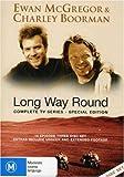 TV Series [Mcgregor - Long Way Round [Edizione: Germania] (3 DVD)