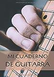 Mi Cuaderno De Guitarra: Planificador Semanal de 52 Semanas | 105 páginas ( 18 x 26cm ) |Planifica y Organiza tus Clases de Guitarra y Mejora como Guitarrista.