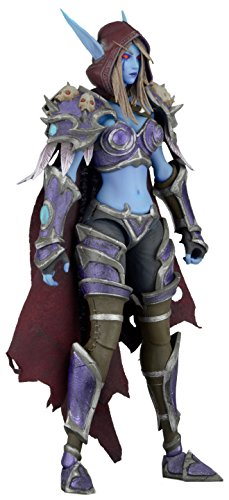 Heroes of the Storm (Héroes de la Tormenta) Serie 3 Figura Sylvana (World of Warcraft) Neca