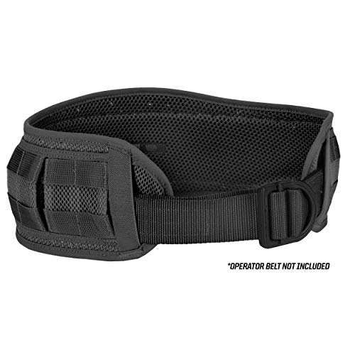 5.11 VTAC Combat Battle Belt with MOLLE for Range Airsoft Combat, Style 58642, Black, S/M