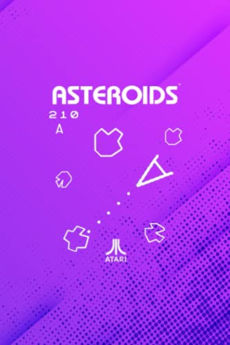 Prayer List Notebook: Atari Asteroids SpaceThemed Shooter Arcade Game Raglan Baseball