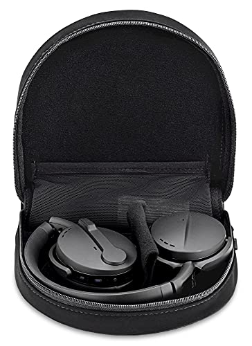 EPOS SENNHEISER Adapt 560 On-Ear Bluetooth Headset mit kleinem Microfonarm BT Dongle Etui Zertifiziert für MS Teams