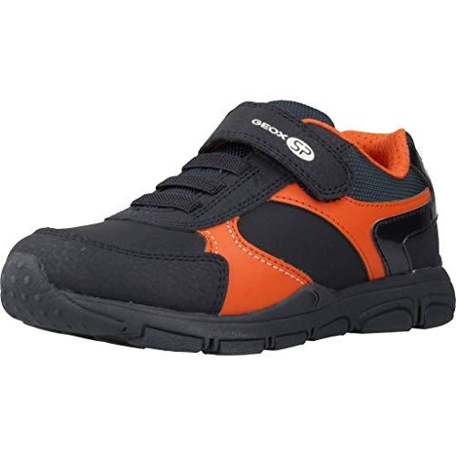 Geox Laufschuhe Jungen, Farbe Blau, Marke, Modell Laufschuhe Jungen J New Torque B Blau