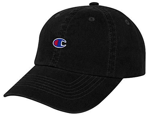 Champion Herren Our Father Dad Adjustable Cap Stirnband, schwarz, Einheitsgröße