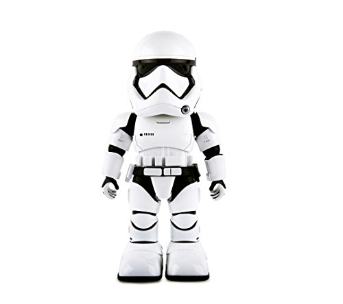 Disney Star Wars Stormtrooper by Ubtech - Robot inteligente First Order Stormtrooper con Companion App