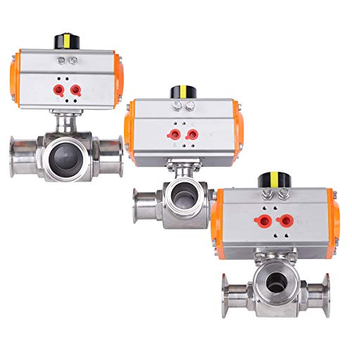 Air Actuated Ball Valves - 7
