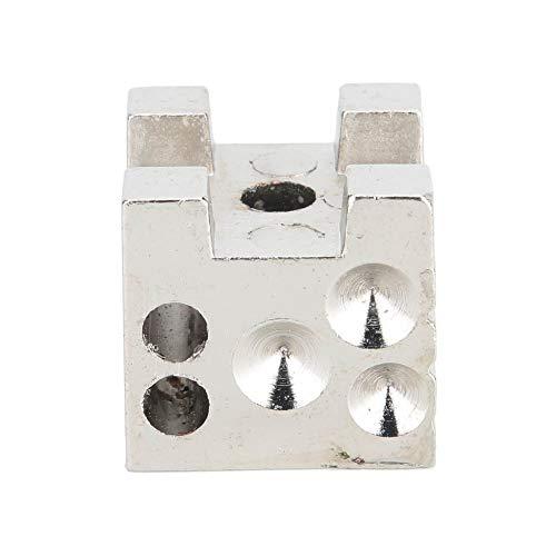 【𝐏𝐫𝐨𝐦𝐨𝐜𝐢ó𝐧 𝐝𝐞 𝐒𝐞𝐦𝐚𝐧𝐚 𝐒𝐚𝐧𝐭𝐚】Base de Soporte para reparación de Relojes, súper Duradera, Multifuncional, fácil de Transportar, aleación de Aluminio, Resistente al Agua, Soporte para