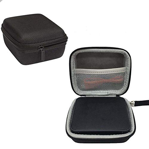 fiejns-zjy - Funda impermeable para altavoz inalámbrico Bluetooth JBL GO2, color negro...