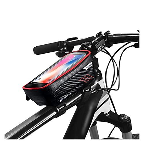 XIAOZHIWEN Tenedor de teléfono móvil a prueba de agua Soportes para BMW Motocicleta Bike Moto Phone Soporte de soporte adecuado para motocicletas, bicicletas, bicicletas de montaña para iPhone XS 11 H