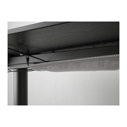 Ikea Bekant - Soporte de Escritorio, Color Negro: Amazon.es ...