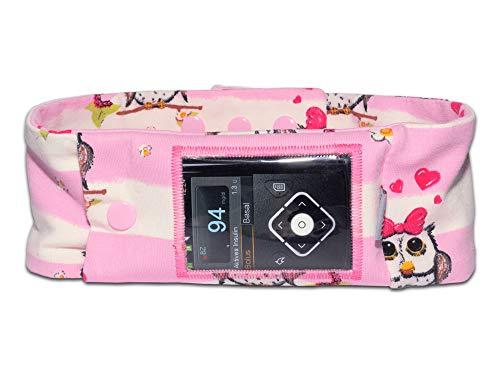 Bauchgurt Bauchband Sportband Pumpentasche Tasche für Insulinpumpe 5074 Größe 65cm - 70cm