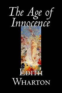 The Age of Innocence by Edith Wharton, Fiction, Classics, Romance, Horror