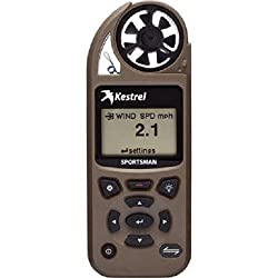 Kestrel 5700 Sportsman Weather Meter with Applied Ballistics | WeatherStationary.com, wind meters