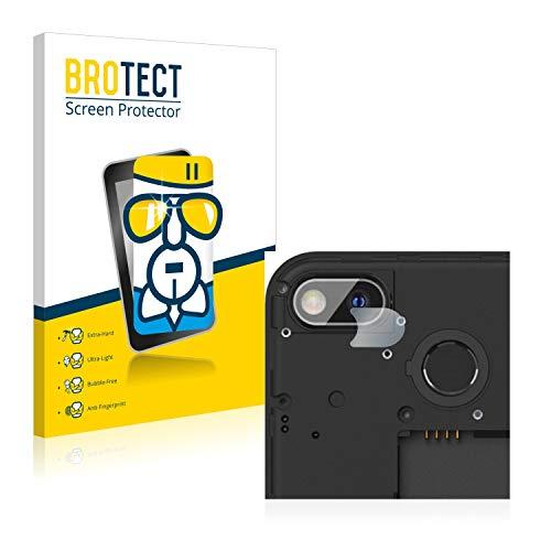 BROTECT Panzerglas Schutzfolie kompatibel mit Fairphone 3 Plus (nur Kamera) - AirGlass, extrem Kratzfest, Anti-Fingerprint, Ultra-transparent