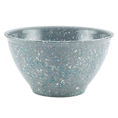 Accessories Kitchen Pantryware Multi Purpose/Salad Serveware/Melamine Garbage Bowl, 4 Liters, Sea Salt Gray - New