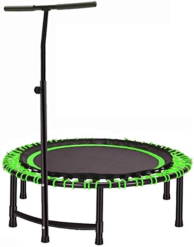 YWAWJ Trampoline, Basketball Hoop, Jumping Mat, Safety Pad, Outdoor Backyard Trampolines for Kids Trampoline indoor children's reinforced folding gym sports foldable outdoor with armrests