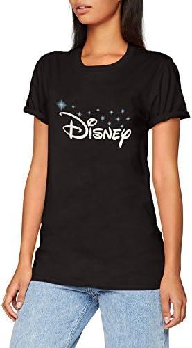 Disney Logo Camiseta para Mujer