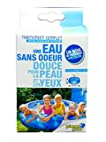 EDENEA - Traitement Complet Piscine Enfant Oxygène Actif (Bassin  1,2 m3) - Sachets Pré Dosés - Dissolution Immediate - Spécial Piscine sans Filtration - 800 à 1200 litres