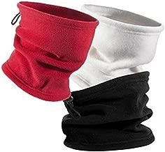 Idealplast Hiking Scarf Camping Face Mask Cycle Polar Fleece Outdoor Balaclava Snood Neck Gaiter Warmer Neck Tube Face Mask Headwear