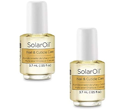 CND Creative Solar Oil Mini Size 3.7ml x 2 bottles
