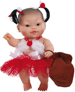 Paola Reina 1135 Peque Noel Doll