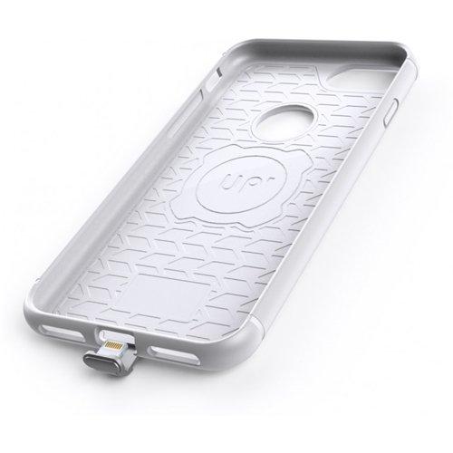 Exelium upm2uo2b Magnetico Auto della Stazione di Ricarica a induzione con Cavo USB Incluso Samsung Galaxy S6Custodia con Funzione di Ricarica a induzione Nero