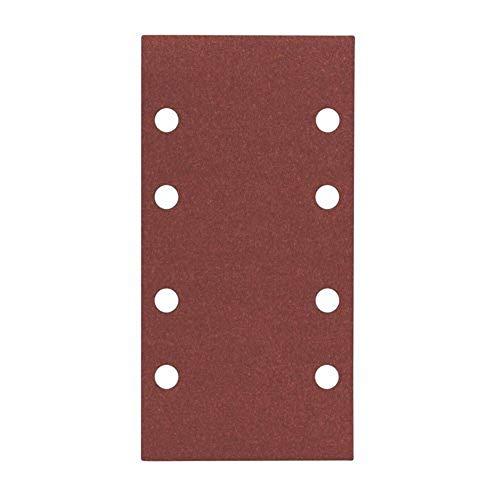 Bosch Professional Schleifblatt für Schwingschleifer Holz und Farbe Best for Wood and Paint (50 Stück, Körnung 120, C470)
