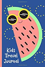 Kids travel Journal: Europe, Summer, Vacation, Travel, Holiday log book with simple prompts, record memories & treasure this keepsake for years to come. EU flag