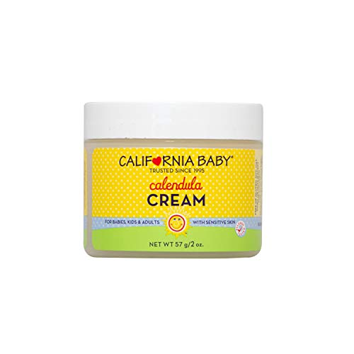 California Baby Calendula Cream 2 oz / 57 g