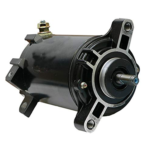 DB Electrical SAB0075 Starter Compatible With/Replacement For OMC Johnson Evinrude 90 100 105 115 Hp E100WQX E105W E115EL E115GL E115JTL E115SL E115SX E90EL E90PL 100WP 100WQ 115EL115J 115PL