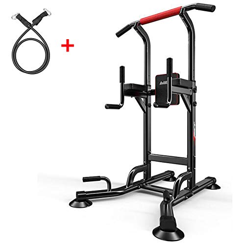 Adjustable Pull-Up Bar/Dip Station/Workout Station/Roman Chair